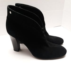 Franco Sarto Limber Booties Womens 9 Ankle Boots